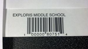 Exploris Kroger Plus School ID