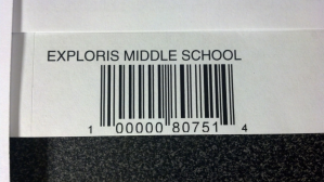 Exploris Kroger Plus School ID