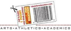 labels for education with barcode